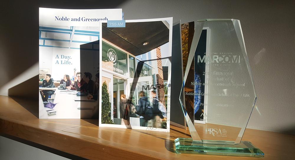 An Award-winning Viewbook