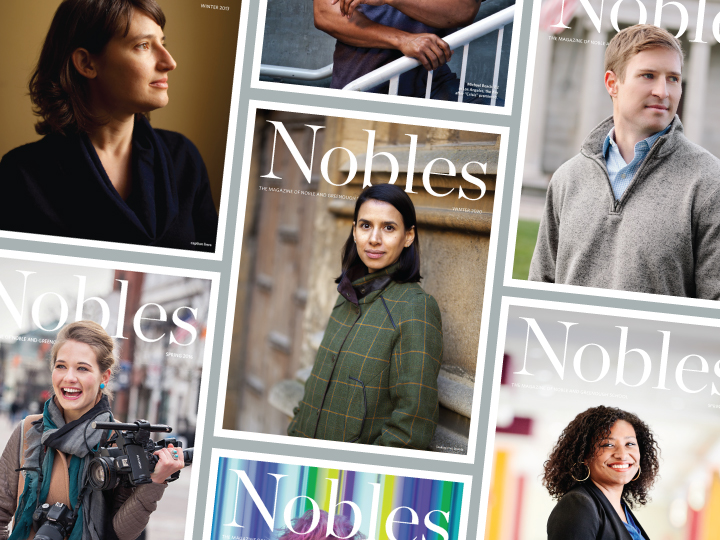 Redesigning a Magazine to Capture Its Culture